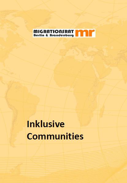 Broschüre: Inklusive Communities (pdf Download)